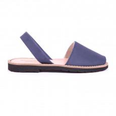 Sandales Avarca  Bleu marine