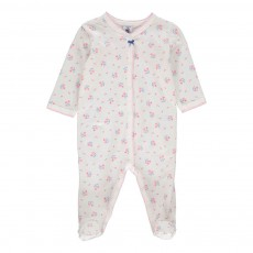 Pyjama Pieds Domitille Marelie Blanc