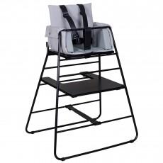 Harnais de sécurité pour chaise haute Towerchair - Noir