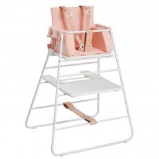Harnais de sécurité pour chaise haute Towerchair - Naturel et blanc