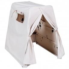 Toile de tente pour Changing Tower par Audrey Jeanne