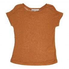 T-shirt Bahamas Caramel
