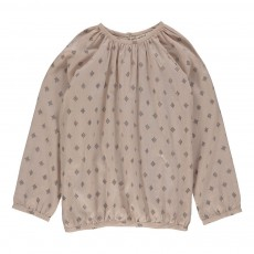 Blouse Pretty Ecru
