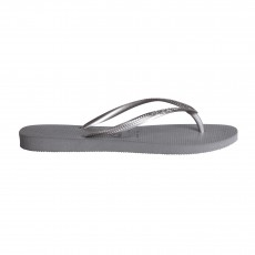 Tongs Slim Gris