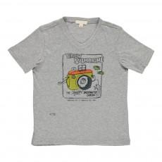 T-Shirt Liverpool Gris chiné