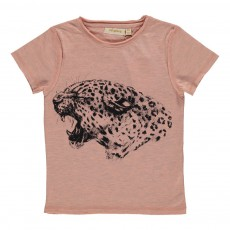 T-shirt Ashton Panther Roar Rose pêche