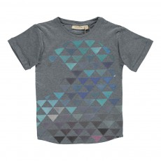 T-shirt Norman Sea Eagle Bleu gris