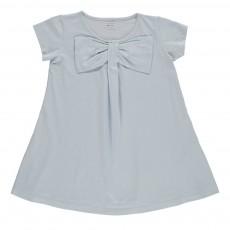 T-shirt Nœud Bow Bleu pâle