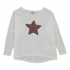T-shirt Tootsy Blanc