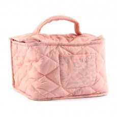 Trousse de toilette - Nuage rose