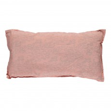 Coussin rectangle - Nuage rose