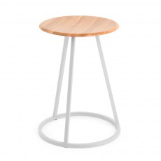 Tabouret Gustave - Gris clair
