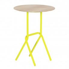 Table de nuit Désiré - Jaune citron