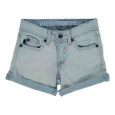 Short Denim Céline Bleu jean