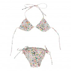 Bikini Confetti Multicolore