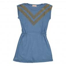 Robe Tessa  Bleu
