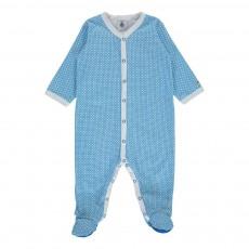 Pyjama Pieds Marceau Blanc