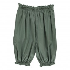 Pantalon Nina Vert argile
