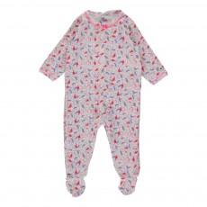 Pyjama Petits Inséparables Rose