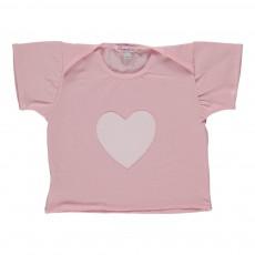 T-shirt Cœur Rose