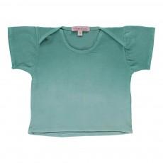 T-shirt Tie&Dye Vert d'eau