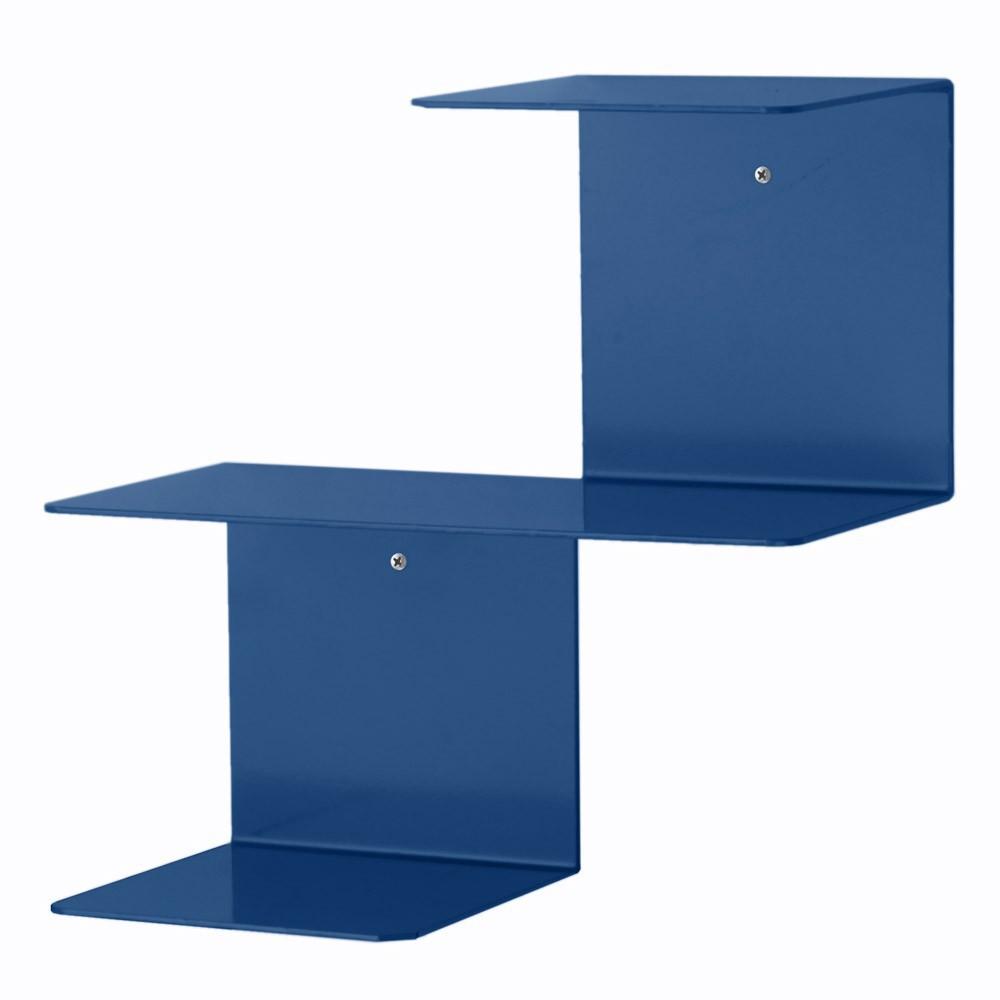 etag res linette bleu et bleu marine hart design adulte. Black Bedroom Furniture Sets. Home Design Ideas