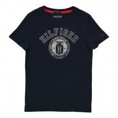 T-Shirt Hilfiger Bleu nuit