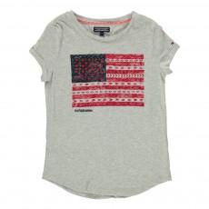 T-Shirt Blake Gris