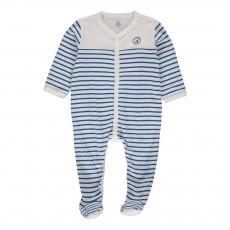 Pyjama Pieds Mabel Blanc