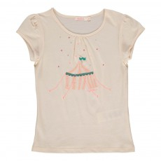 T-shirt Chapiteau Rose pâle