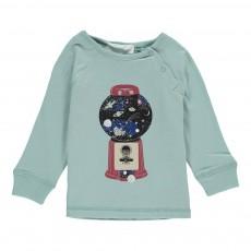 T-shirt Cosmo Bleu azur
