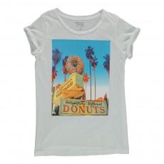 T-Shirt Springles Blanc