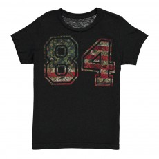 T-Shirt 84 Gris anthracite