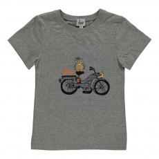 T-shirt Hibou Velo Gris