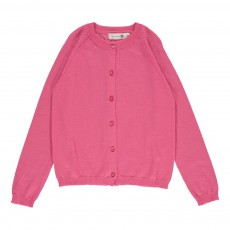 Cardigan Margot Rose fuschia