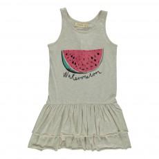 Robe Zoe Watermelon Ecru