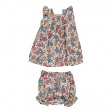 Ensemble Robe Et Bloomer Liberty Dukat Multicolore