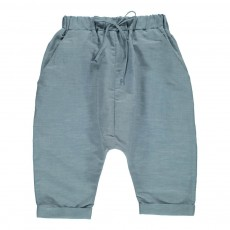 Pantalon Coco Bleu pâle