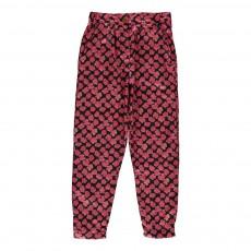 Pantalon Fleurs Britha Rose