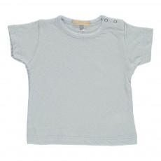 T-shirt Tiba Bleu gris