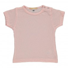 T-shirt Tiba Rose poudré