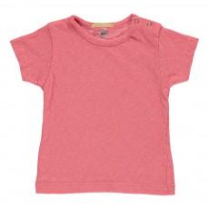 T-shirt Tiba Rouge framboise