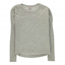 Pull Mickey Gris clair