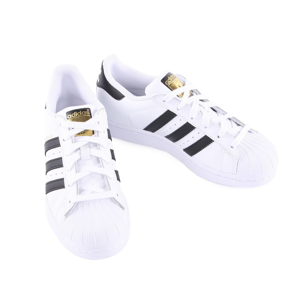 Adidas Superstar Foundation White & Black
