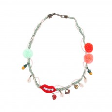 Collier Hawaii Multicolore