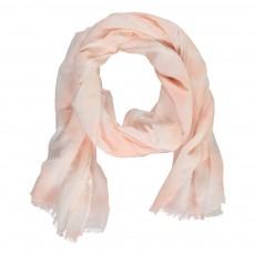 Foulard Tie&Dye Rose poudré