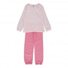 Pyjama Marcie Rose pâle