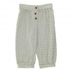 Pantalon Yasmina Ecru