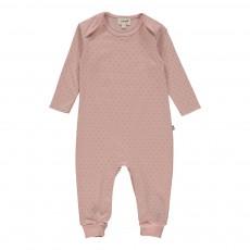 Pyjama Pois Rose poudré