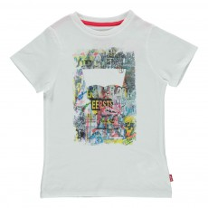 T-Shirt Slim Fit Claudio Blanc